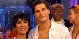 Stunning performance by Anita and Gleb in Strictly