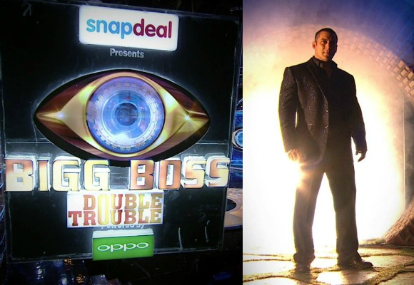 Bigg Boss 9 begins with Double Trouble