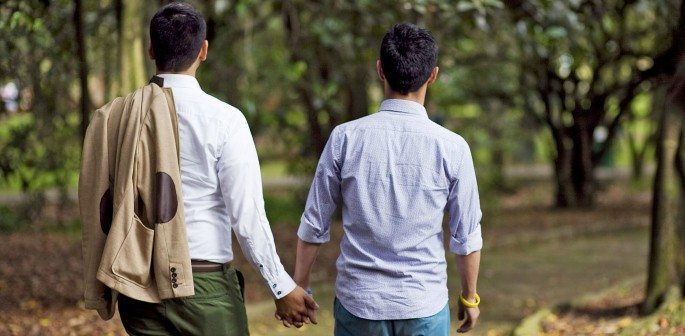 Is being Gay acceptable in British Asian society?