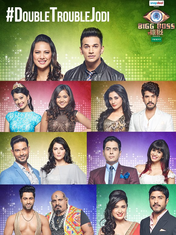 Bigg Boss 9 Contestants