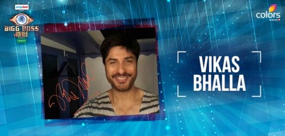 Bigg Boss 9 Vikas Bhalla
