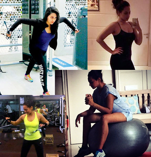 Bollywood Stars and their Gym Snaps