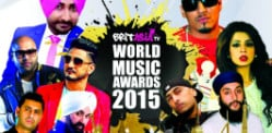 Brit Asia Music Awards 2015 Winners