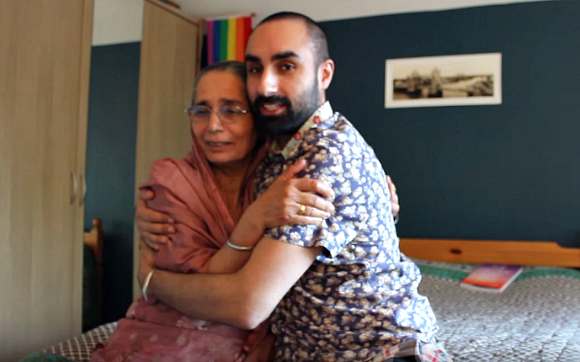 Is being Gay accepted in British Asian society?