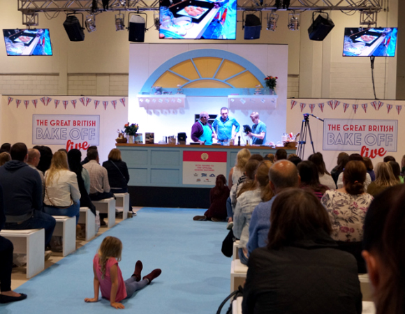 The Cake & Bake Show London 2015 ~ Highlights