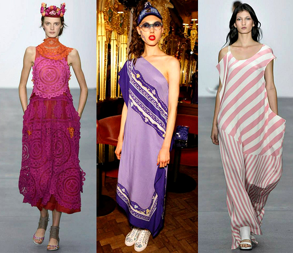 लंदन फैशन वीक स्प्रिंग / समर 2016 हाइलाइट्स