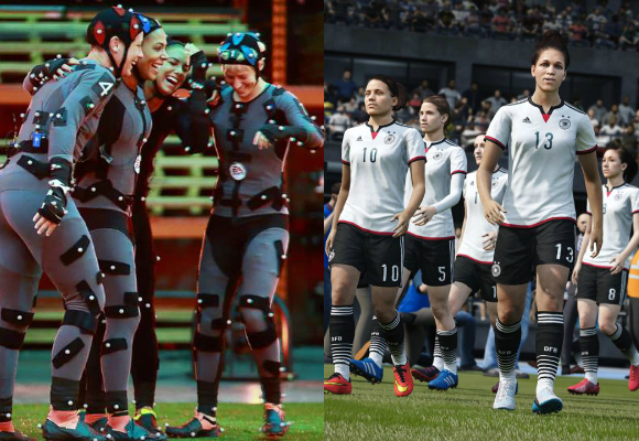 FIFA 16's visual packaging is adorned with better weather effects, stadium levels and character models.