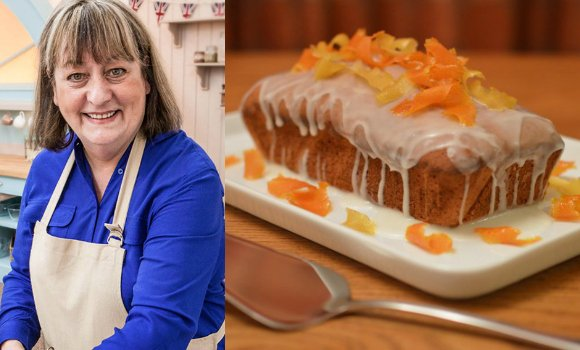 Great British Bake Off recipes