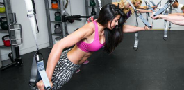 5 Gym Workouts to Do with Friends