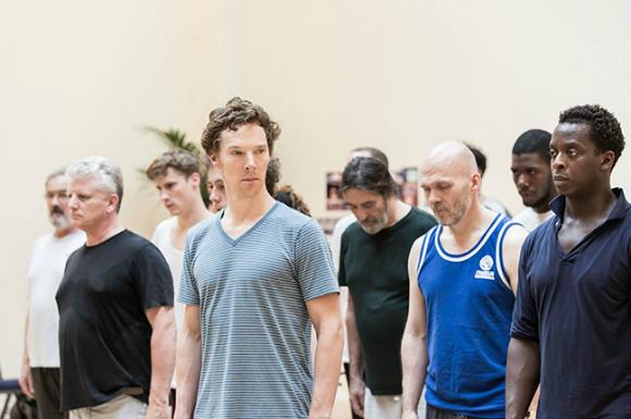 Rudi Dharmalingam uncovers Theatre and Hamlet
