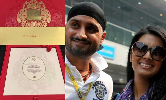 Cricketer Harbhajan Singh to marry Geeta Basra