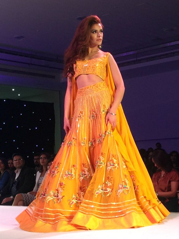 India Fashion Week 2015 rocks London