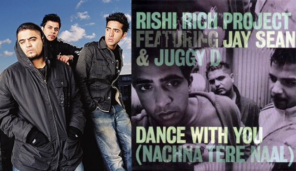 Jay Sean Rishi Rich Project