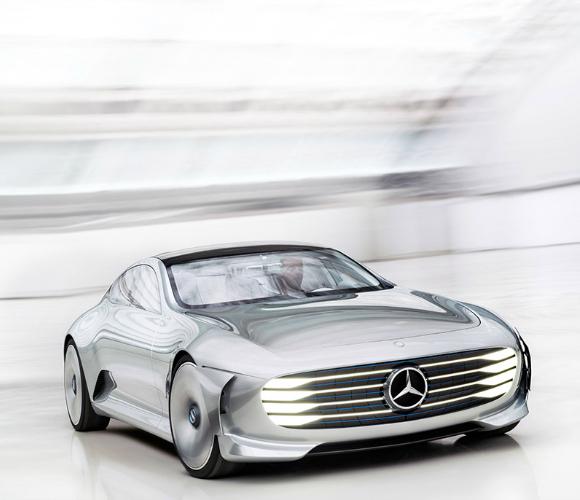 Mercedez Benz Concept IAA