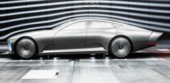 Mercedes-Benz Concept IAA ~ A Futuristic Bullet