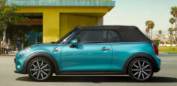 MINI Cooper Convertible 2016 ~ A Fun Drive
