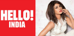 Priyanka Chopra is Retro Beauty for HELLO India