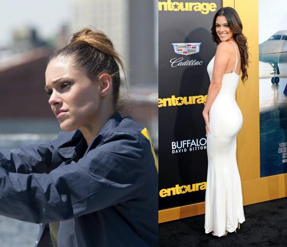 Ex-cop Natalie Vasquez may prove to be Alex's biggest competition at Quantico