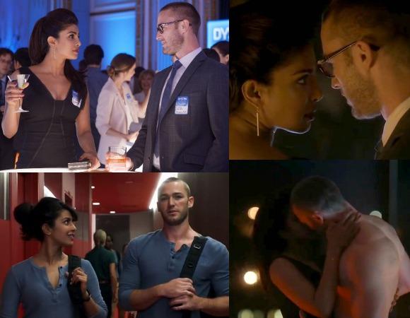 Priyanka Chopra finds Sex and Love in Quantico