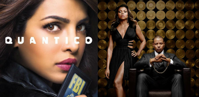 Quantico takes down Empire as Most Popular Show