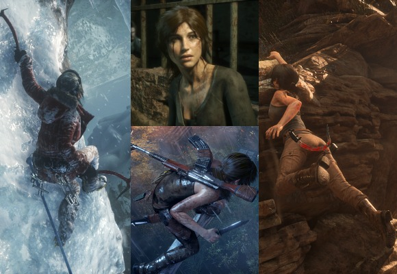 Rise of the Tomb Raider is set to take Lara Croft into her first tomb raiding expedition.