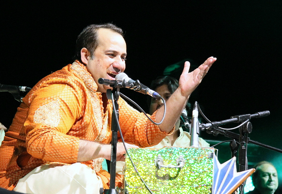 Qawwali and Bollywood by Rahat Fateh Ali Khan