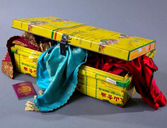 Rani Moorthy ~ Whose Sari Now?