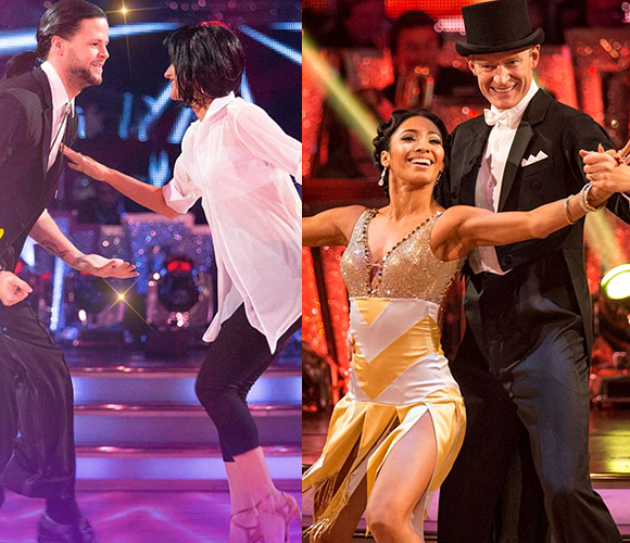 Strictly Come Dancing Week Three