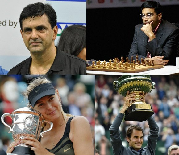 Saina Nehwal looks up to Viswanathan Anand, Abhinav Bindra, Sachin Tendulkar