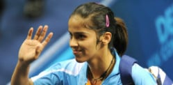Saina Nehwal ~ Badminton, Family and Success