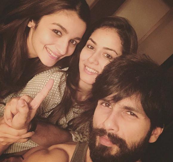 Shahid Kapoor and Alia Bhatt are Shaandaar