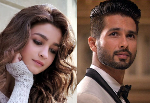 Shahid Kapoor and Alia Bhatt are Shaandaar