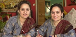 The Singh Twins, namely Rabindra and Amrit Singh, are part of historian Simon Schama's project called 'The Face of Britain'.