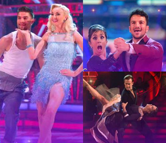 The second episode of Strictly Come Dancing saw all 15 couples dance in the two hour show.