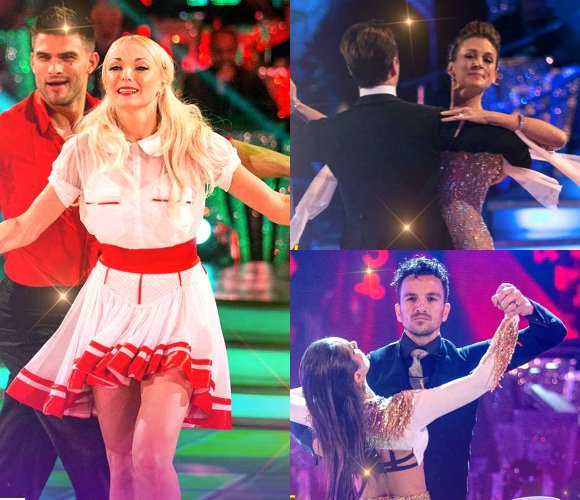 Week 4 of Strictly Come Dancing kicked off with a sizzling salsa from the gorgeous Anita Rani, and her partner, Gleb Savchenko.