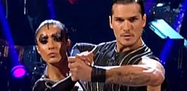 Anita and Gleb Tango wows on Strictly Come Dancing