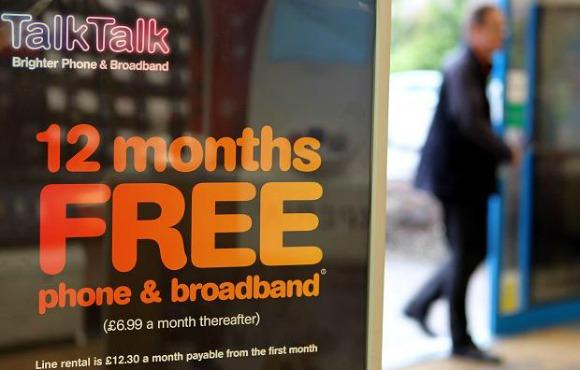 TalkTalk Website Hack risks Customer Data