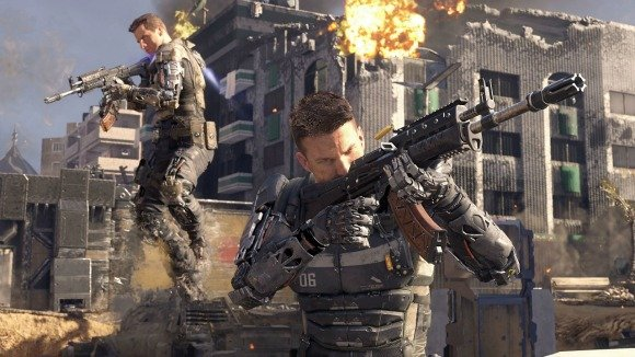 Black Ops III strives to stand out in an exciting way, with the new combat techniques fully taking advantaged of futuristic time period almost giving off a sci-fi game experience.