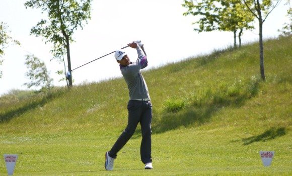 Young British Asian golfer, Daanyal Spalding, is ready to take his professional career to the next level.