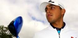 Golfer Daanyal Spalding signs to Shehneela Ahmed