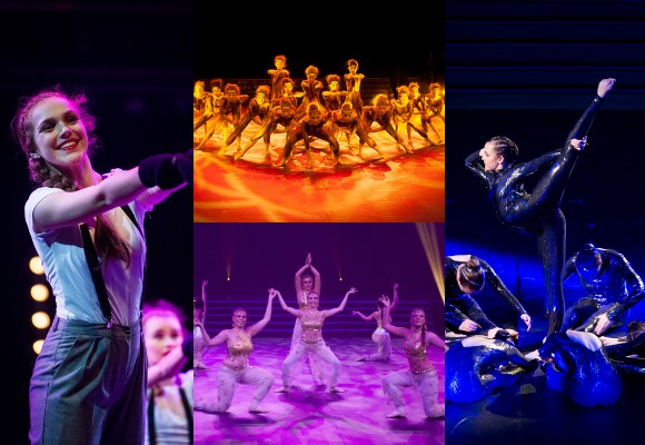 The Dance Proms will also play host to various genres, like Ballet, Street Dance and Latin American Dance.