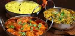 British Households spend £1,355 a year on Curry