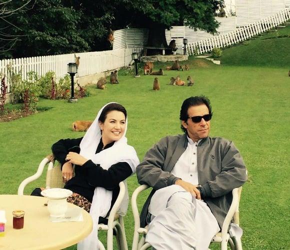 Legendary Pakistani cricketer, Imran Khan, has divorced from his wife of 10 months, Reham Khan.
