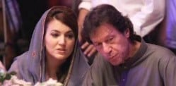 Imran Khan and Reham Khan to Divorce