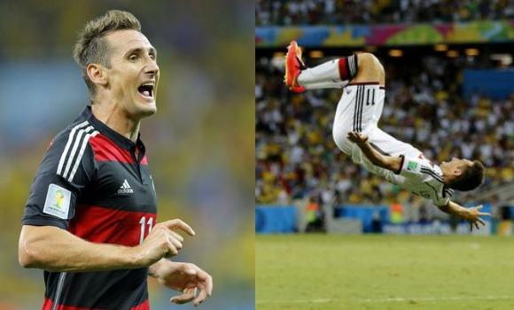 Klose is a scoring machine.