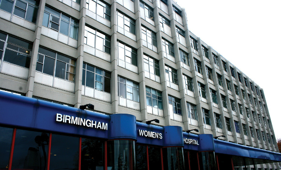 Raj Khaira will be giving out pink ladoos to parents of all newborn babies in Birmingham Women's Hospital.