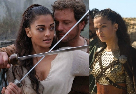 Aishwarya Rai Bachchan's stint in The Last Legion (2007) failed to live up to expectations.