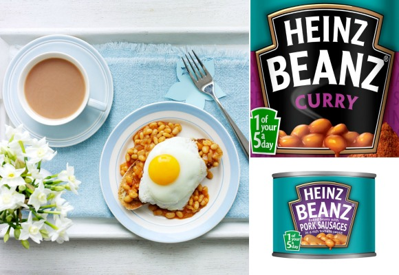 Beans on toast is a classic dish that you cannot go wrong with.