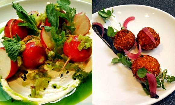 Top Vegetarian Restaurants in Birmingham