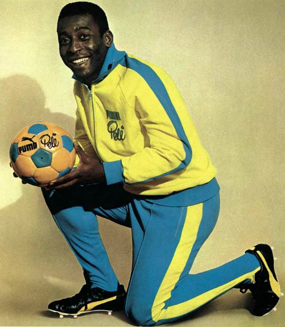 1970-Pelé-Football-Boot